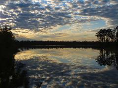 Карелия, Белое море пешком, река Мурашева