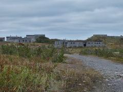 Карелия, Белое море пешком, бывшая база ВМФ