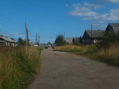 Карелия, Белое море пешком, село Поньгома