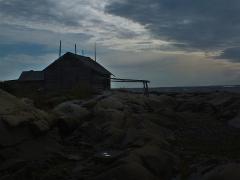 Карелия, Белое море пешком, Гридино