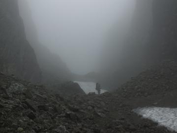 Ущелье Юмекорр. Хибины